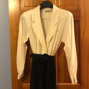 Vintage Liz Claiborne jumpsuit- barely worn!